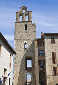 Belltower of St. Bernardino church. Narni. Umbria. Italy. — Stock Photo