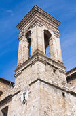 Cathedral of St. Giovenale. Narni. Umbria. Italy. — Stock Photo