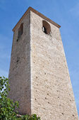 Church of St. Domenico. Narni. Umbria. Italy. — Stock Photo