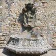 Historical fountain. Narni. Umbria. Italy. - Photo