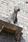 Kerk van st. domenico. Narni. Umbrië. Italië. — Stockfoto