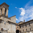 Cathedral of St. Giovenale. Narni. Umbria. Italy. — Stockfoto