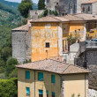 Stock Photo: Panoramic view of Narni. Umbria. Italy.