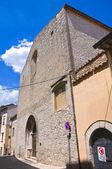 Church of St. Agostino. Narni. Umbria. Italy. — Stock Photo