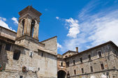 Cathedral of St. Giovenale. Narni. Umbria. Italy. — Zdjęcie stockowe