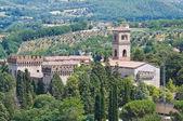 Castello di san girolamo. narni. umbria. italia. — Foto Stock
