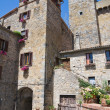 Royalty-Free Stock Photo: Castle of Bolsena. Lazio. Italy.