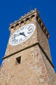 Barbarossa tower. Acquapendente. Lazio. Italy. — Stock Photo