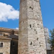 Civic tower. Amelia. Umbria. Italy. — Stock Photo