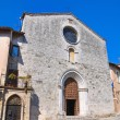 Church of St. Francesco. San Gemini. Umbria. Italy. — Stockfoto