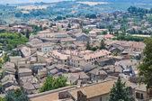 Panoramic view of Amelia. Umbria. Italy. — Stock Photo