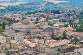 Vista panoramica di amelia. umbria. italia. — Foto Stock