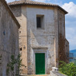 Church of St. Giacomo. Amelia. Umbria. Italy. - Foto de Stock