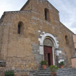 Stock Photo: Church of St. Francesco. Vetralla. Lazio. Italy.