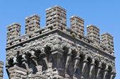 Castello di torre alfina. lazio. italia. — Foto Stock