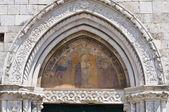 Chiesa di sant'agostino. amelia. umbria. italia. — Foto Stock