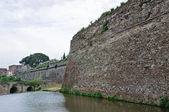 Castello dei borgia. nepi. lazio. italia. — Foto Stock