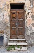 Palazzo storico. nepi. lazio. italia. — Foto Stock
