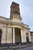 Cattedrale di sutri. lazio. italia. — Foto Stock