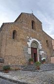 Church of St. Francesco. Vetralla. Lazio. Italy. — Stock Photo