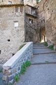 Vicolo. ronciglione. lazio. italia. — Foto Stock