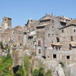 Panoramic view of Vitorchiano. Lazio. Italy. — Photo