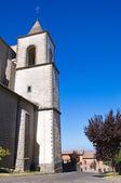 Klostret i san martino al cimino. lazio. italien. — Stockfoto