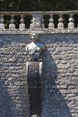 Villa Lante. Bagnaia. Lazio. Italy. — Stock Photo