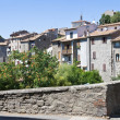 Panoramic view of Viterbo. Lazio. Italy. — Stock Photo