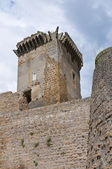 Castle of Borgia. Nepi. Lazio. Italy. — Stock Photo