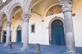 Prior palace. Viterbo. Lazio. Italy. — Photo