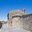 Chiesa di St. Salvatore. Tarquinia. Lazio. Italy. — Stock Photo