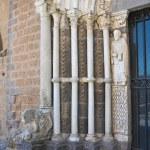 St. Maria Maggiore basilica. Tuscania. Lazio. Italy. — Stock Photo #13423362