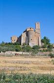 Vista panorámica de tuscania. lazio. italia. — Foto de Stock