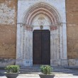 Church of St. Francesco. Orvieto. Umbria. Italy. — Stock Photo