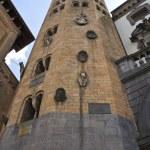 Church of St. Andrea. Orvieto. Umbria. Italy. — Stock Photo #13491222