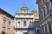 Kirche von santi giuseppe e giacomo. orvieto. umbrien. italien. — Stockfoto