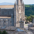 Cathedral of Orvieto. Umbria. Italy. — Foto de Stock