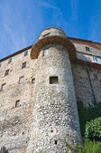 Fortified walls. Narni. Umbria. Italy. — Stockfoto