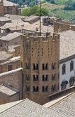 Panoramic view of Orvieto. Umbria. Italy. — Stock Photo