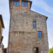 Captain tower. Narni. Umbria. Italy. — Stock Photo #13596200