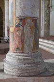 Iglesia de san francesco. narni. umbria. italia. — Foto de Stock