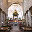 Cathedral of St. Giovenale. Narni. Umbria. Italy. — Stock fotografie