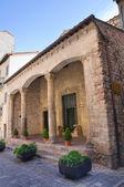 Iglesia de santa maría impensole. narni. umbria. italia. — Foto de Stock