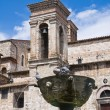 Monumental fountain. Narni. Umbria. Italy. — Stock Photo #13634481