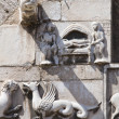 Stock Photo: Communal palace. Narni. Umbria. Italy.