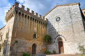 Château de st. girolamo. narni. ombrie. italie. — Photo
