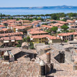 Panoramic view of Bolsena. Lazio. Italy. — Foto Stock #13720786