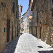 Alleyway. Bolsena. Lazio. Italy. — Photo #13751965