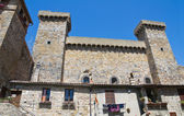 Castle of Bolsena. Lazio. Italy. — Foto de Stock